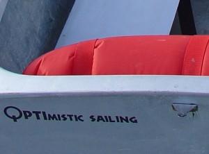 optimistic sailing